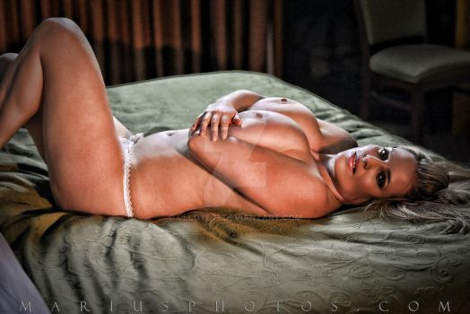 Voluptuous Beauty - Maggie Green by Clloyd71
