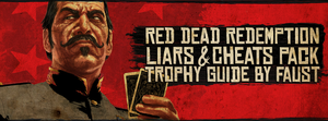Banner - Red Dead Redemption: Liars And Cheats by ericvoltage