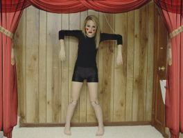 marionette doll by signsofdepression