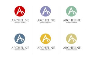 Archeline - Logo Design by Alneo