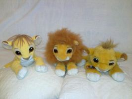 Lion King Simbas by Frieda15