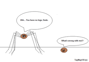 Daddy Longlegs 8D by TayMay135