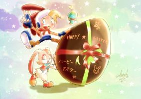 Billy Hatcher E Cream Rabbit by EdwardTCat