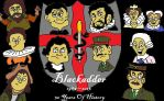 Blackadder- 30 Years by IAmJonnie