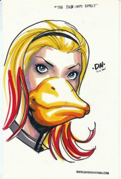 The Ducx-imity Effect by duckness