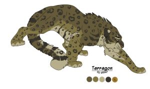 Tarragon Character Sheet by ypput