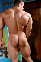 sexy back view by resonancegym