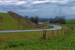 the road theils Orne France by hubert61
