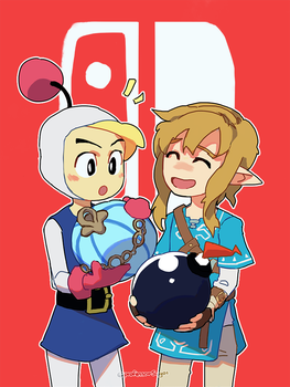 Launch Bros. by vSock