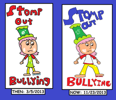 Improvements: Stomp Out Bullying by BaconBaka