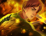 Eren Jaeger - No Place to Hide by Peszymer