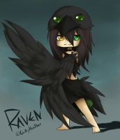 Trade- Raven by Little-Noko