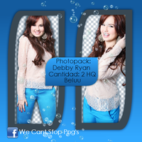 Photopack Png Debby Ryan #3 by BeluuBieberEditions