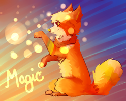 MagicPawed Commission 3 by starports