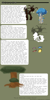 Mlp Fan Species Ref: Hollow by TheOG-RB