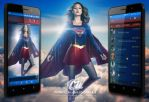 Supergirl Movie Mobile Themes by MLauviah