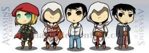 Assassin's Creed Bbs by saiha-xi