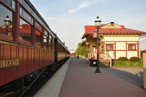 Strasburg Rail Road 10 by FairieGoodMother