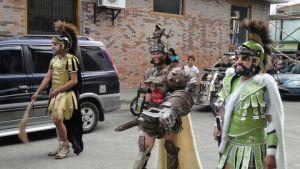 Moriones Festival 2011 by pagawanaman