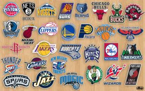 NBA Teams by danielboveportillo