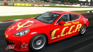 Forza 3 The Communist Car by Alpinegremlin