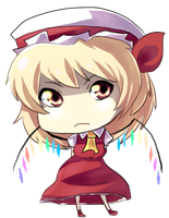Flandre by Dragons-Roar
