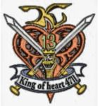 King of hearts 4711 by 157yrs