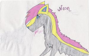 Neon by bloodfeather9875