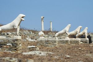 Avenue of the Lions 1 - Delos by wildplaces