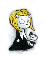 Lenore and Ragamuffin by xxxBadDoll67xxx