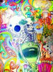 Trippy Sketch by thoughtless4ever
