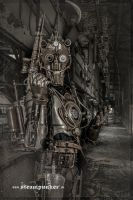 Steampunk by steamworker