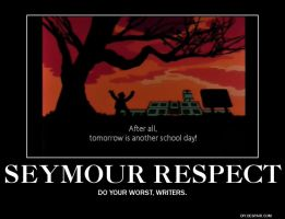 Seymour Respect. by SilverZeo