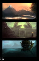 Enviro thumbs by RobertoGatto
