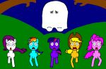 It's a Ghost Pony! by SamuelJCollins1990