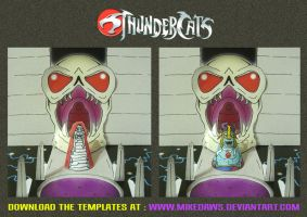 Thundercats - Models 2 by mikedaws