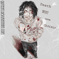 Jeff the killer - Cracks by QuyenT
