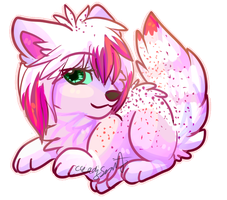 Madame Pink Chibi by CascadingSerenity