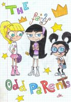 The Fairly Odd Parents by ewi121