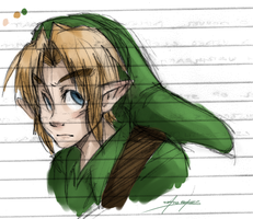 Young Link by PK-Noes