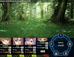 Game HUD Request by Jose1208