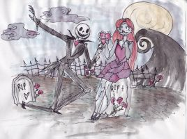 Nightmare Before Valentine's Day by superfreak333