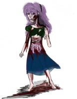 zombie by Questionablexfun