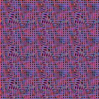 Crazy squares by Patterns-stock