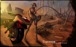 MonoCycle by gulavisual