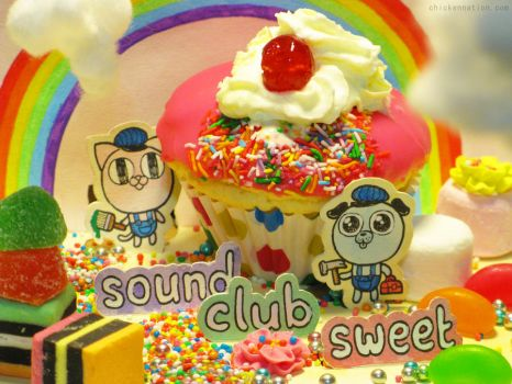 Sound Club Sweet by zpxlng