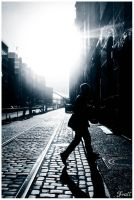 Here comes the sun by Frall