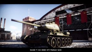 Soviet T-34/85, 7th Guards Tank Corps by SgtMikeLawson