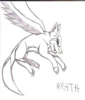 Wrath Traditional by BloodStarWolf