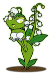 Lilian, The Lily of The Valley by Sageroot